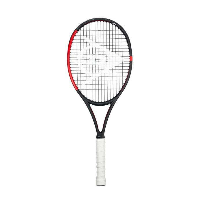 Raquette Dunlop n 19 cx 400 g0 - noir/rouge - TU