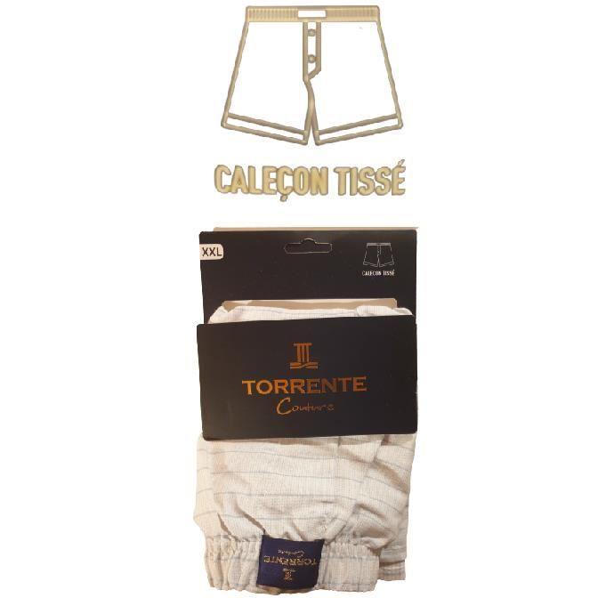 Torrente caleçon Homme 100% Coton R 26