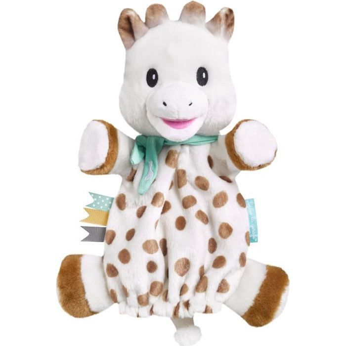 Sophie la girafe - Doudou marionnette
