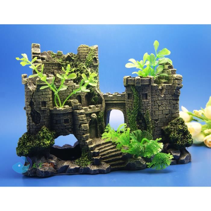 Decoration aquarium for Deco aquarium