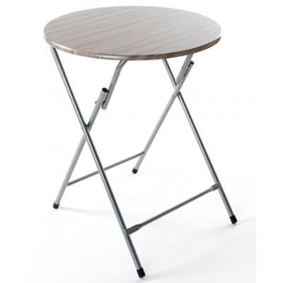 Table ronde grise achat vente table a manger seule table ronde grise cd - Table ronde grise avec rallonge ...