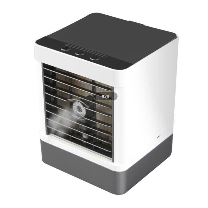 VENTILATEUR Climatiseur Mobile Air Mini Cooler - 3 en 1 Rafrai