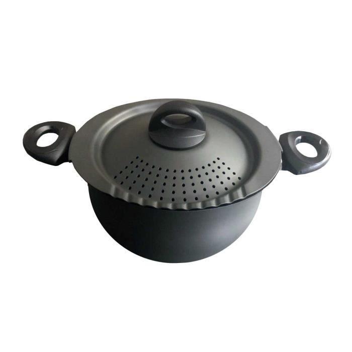 CUISEUR A RIZ - PÂTES BAUMALU Cuiseur à pâtes aluminium - 26 cm