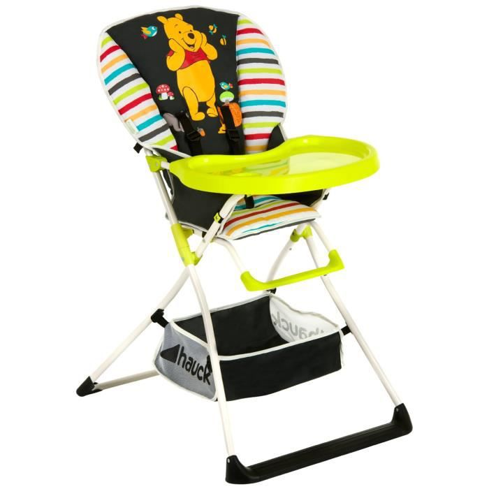 CHAISE HAUTE WINNIE LOURSON Chaise Haute Mac Baby Deluxe