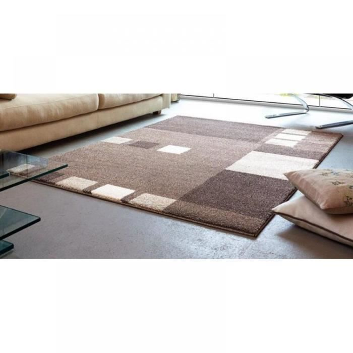 samoa design tapis patchwork taupe 200x290 cm achat vente tapis cdiscount. Black Bedroom Furniture Sets. Home Design Ideas