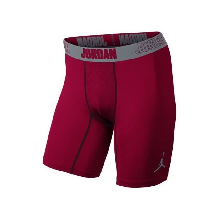 quality design 4c2d9 1ffe5 Short de compression Jordan All Season 6 rouge