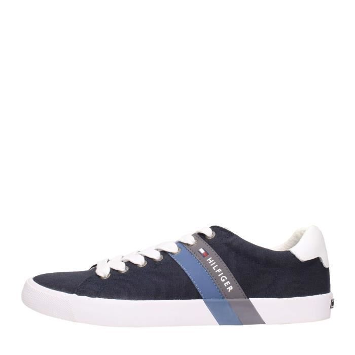 Tommy Hilfiger Sneakers Homme Midnight Blue, 41