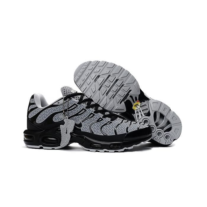 chaussure nike tn grise