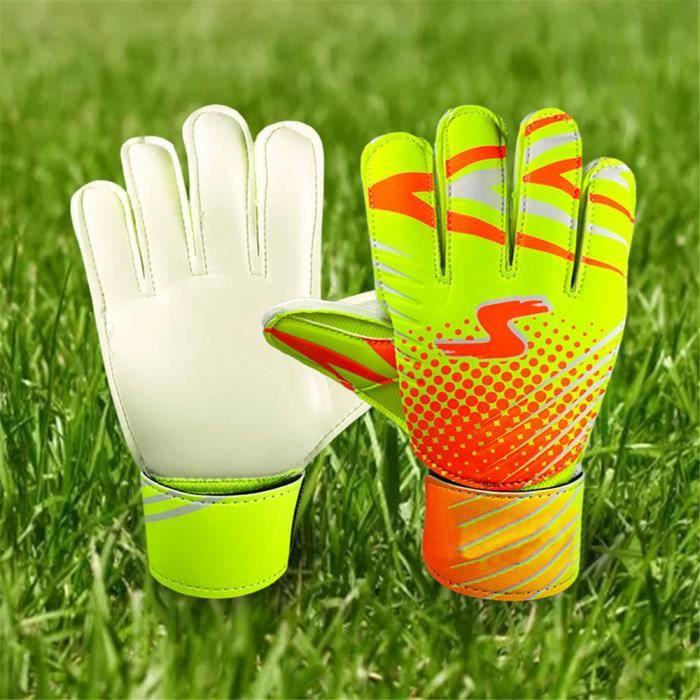 HO Soccer One Kontakt Neon Green Gants de Gardien de But Unisexe Adulte Taille Unique