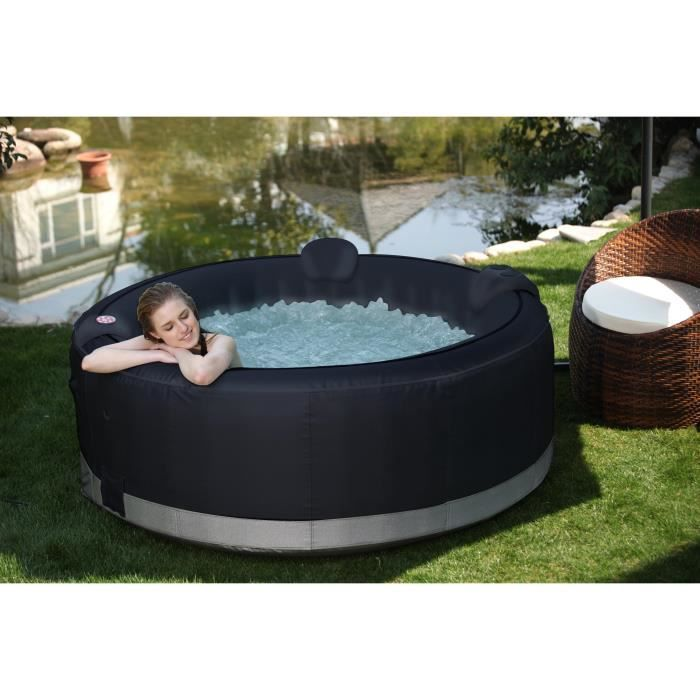 ospazia spa gonflable luxe 6 personnes achat vente coque de spa jacuzzi ospazia spa. Black Bedroom Furniture Sets. Home Design Ideas
