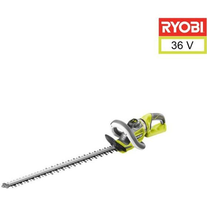 18 V Batterie Sécateur sans batterie 500 mm Ryobi oht1850x ONE