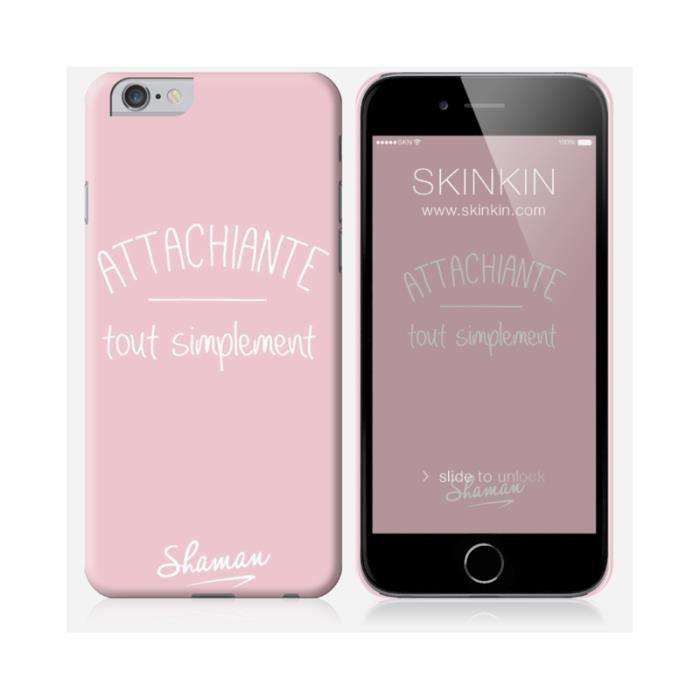 Coque iPhone 6 et 6S Design Attachiante - Cdiscount Téléphonie