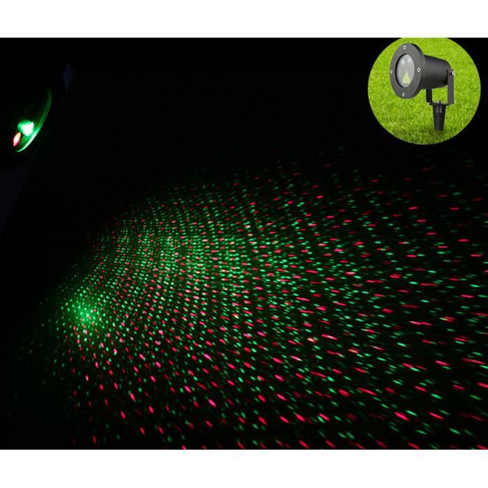 Techstick led lumi res laser d 39 ext rieur lumi res de no l for Lumiere exterieur noel