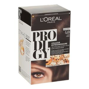 COLORATION L'OREAL Prodigy Coloration permanente - 4,0 Cuir -