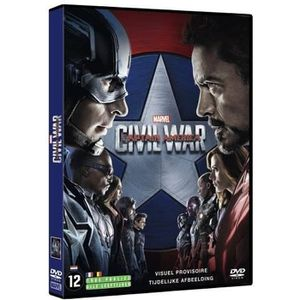 DVD FILM DVD Captain America : Civil War - Marvel
