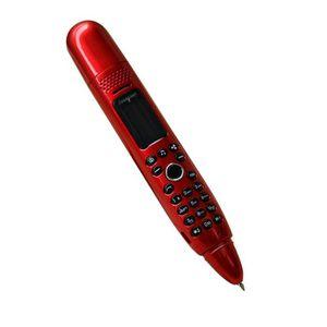 Téléphone portable NOUVEAU Fan Pen Mini portable GSM SIM double camér