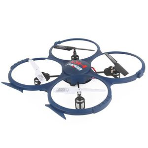 DRONE IDU U818A-1 2.4GHz 4 CH 6 Axis Gyro RC Headless Qu