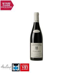 VIN ROUGE Fleurie Rouge 2015 - Domaine des Nugues - Vin AOC
