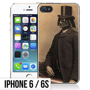 coque iphone 6 6s star wars vintage dark vador
