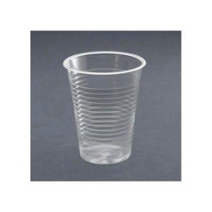 VERRE JETABLE Gobelet plastique transparent 20cl par 100