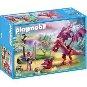 UNIVERS MINIATURE Playmobil 9134, Autre, Norme - Fairies - Gardienne