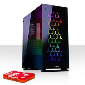 UNITÉ CENTRALE  Fierce APACHE PC Gamer de Bureau - Intel Core i5 7