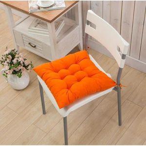Orange MagiDeal Chaise Housse de Coussin de Si/ège pour Maison Cuisine Spandex Extensible