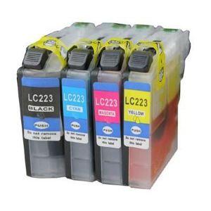 CARTOUCHE IMPRIMANTE INK COMPATIBILE BROTHER LC223BK NERO MFC-J4620DW