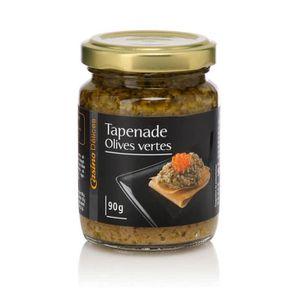 LÉGUMES & MÉLANGES CASINO DELICES Tapenade à l'Olive verte - 90g