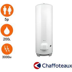 CHAUFFE-EAU Chauffe-eau blindé - 200l - stable Ø 570 - chaffot