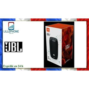 ASSISTANT VOCAL JBL LINK10BLKFR Enceinte Bluetooth à commande voca