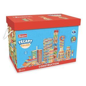 ASSEMBLAGE CONSTRUCTION Jeujura - 8339 - Tecap Color - 500 Pièces