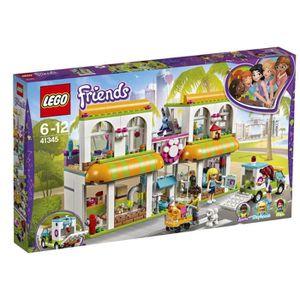 ASSEMBLAGE CONSTRUCTION LEGO® Friends 41345 L'animalerie d'Heartlake City