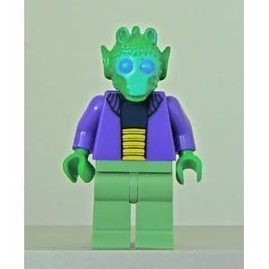 ASSEMBLAGE CONSTRUCTION LEGO Star Wars: Onaconda Farr Mini-Figurine