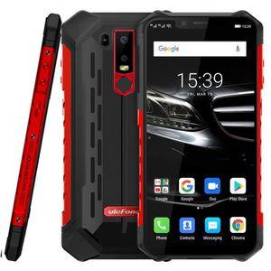 SMARTPHONE Ulefone Armor 6E - Télephone 4G Android 9.0 - Smar