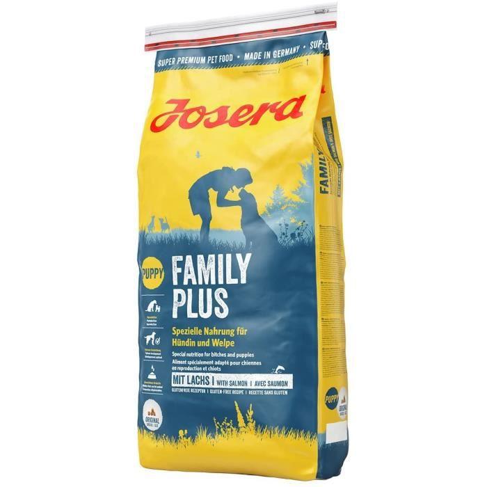 Josera Famille Plus Nourriture pour Chien, 15 kg 692077