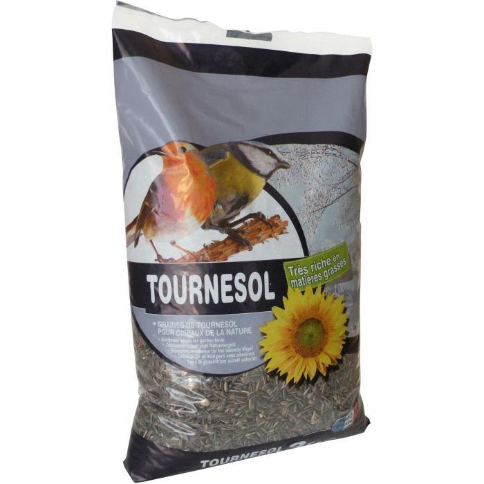 AIME Nourriture Tournesol - Oiseaux du Ciel - 3 kg