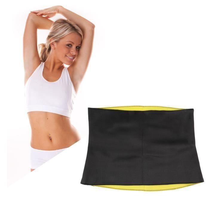 KW Ceinture shaper belt sauna minceur sportif vêtement de sudation - taille XXL