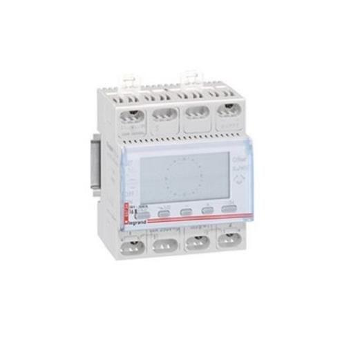 Legrand 003734 - Interrupteur horaire programmable digital Lexic - illumination ext. - 2 sorties 250 V