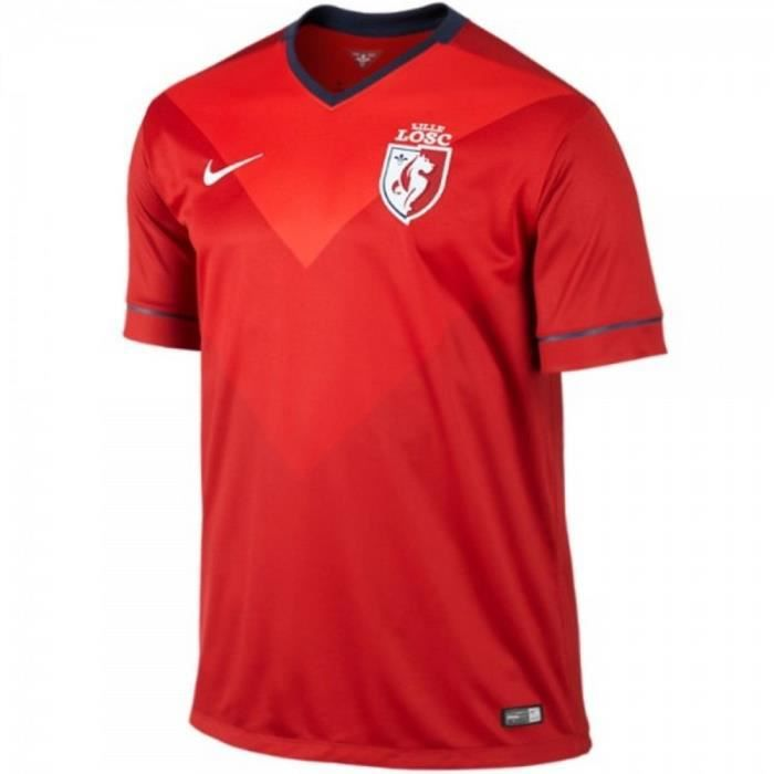 Maillot Nike Homme LOSC Lille Saison 2014-2015 Taille L