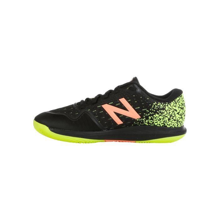 Chaussures NEW BALANCE Femme WCH996 Noir / Jaune / Rose AH 2020