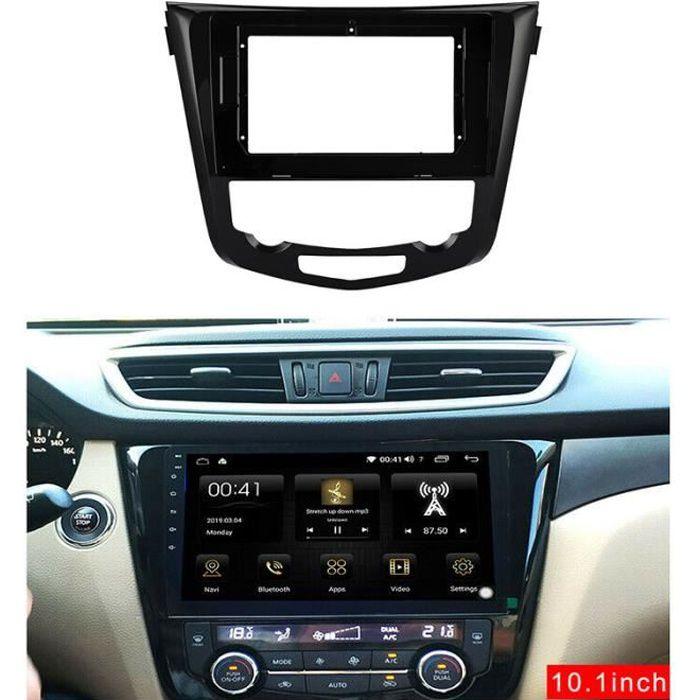 2Din Autoradio Fascia Cadre Android GPS Panneau Tableau de Bord Kit pour Nissan X-Trail X Trail 3 T32 2014-2018
