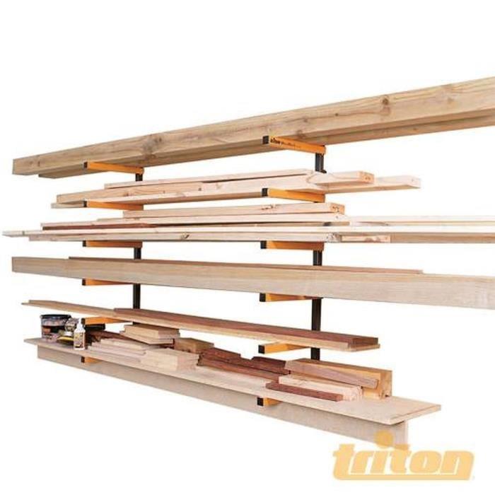 TRITON Système d'étagères d'atelier