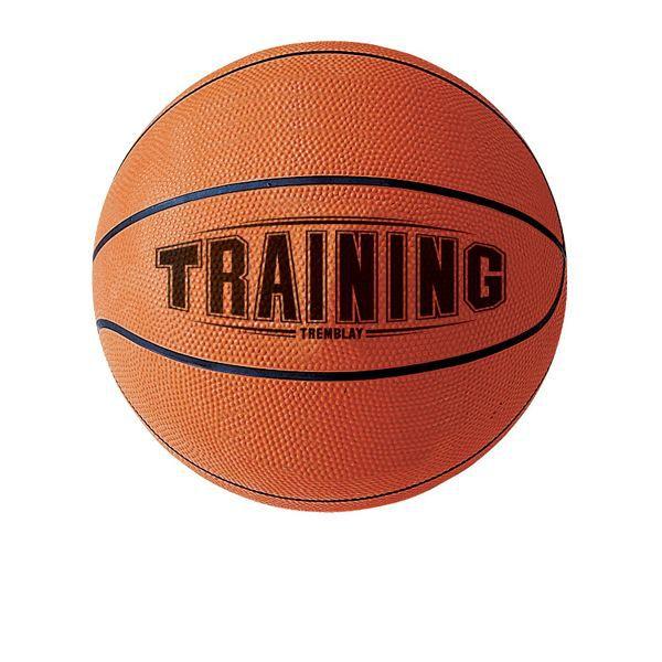 Basketball caoutchouc N° 7 training