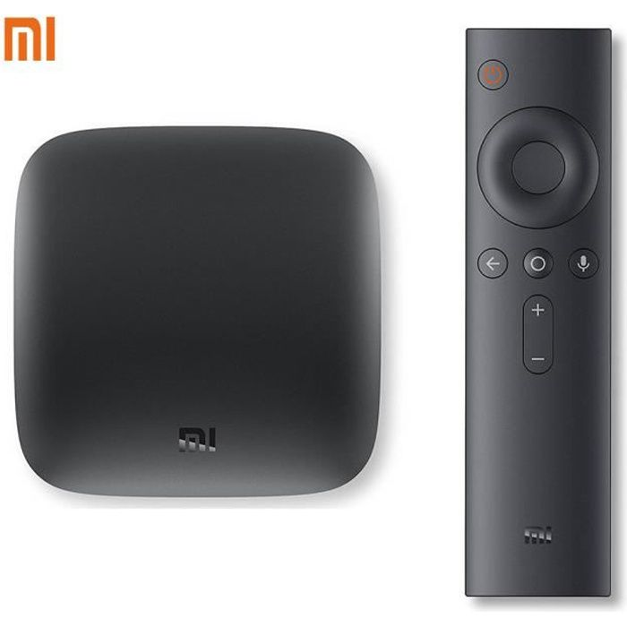 BOX MULTIMEDIA Xiaomi TV BOX3 4K Ultra HD 2G 8G Android 6.0 HDR 6