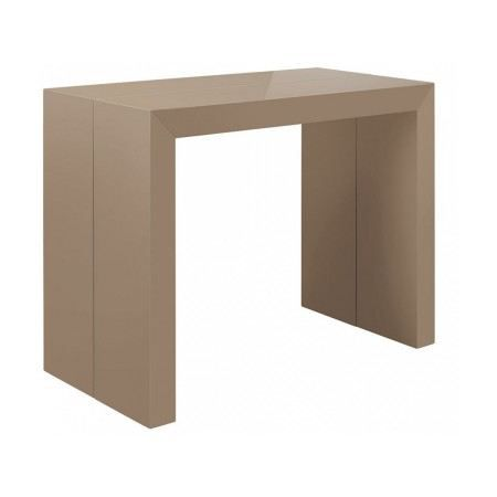 Table console extensible aviva 3 rallonges achat vente console table cons - Console table rallonge ...