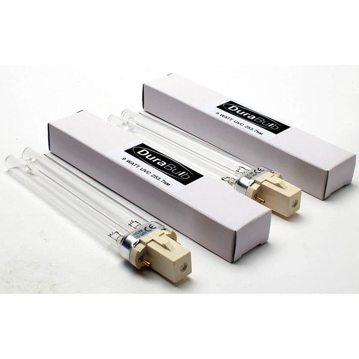 7 W ultra violet lampe tube PL-S connexion UV Ampoule Pour Koi étang Filtre