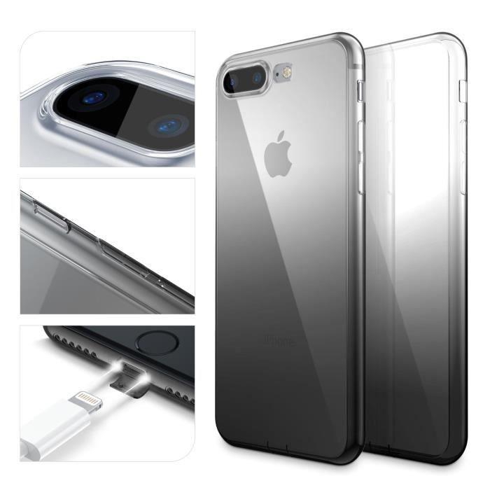 urcover coque apple iphone 7 8 plus housse douce