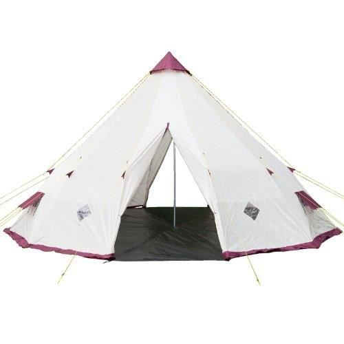 skandika tipii 300 tente tipi indien 12 personnes. Black Bedroom Furniture Sets. Home Design Ideas
