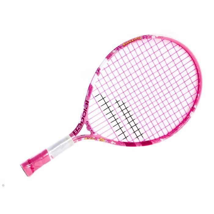 raquette de tennis b fly 19 p rose achat vente. Black Bedroom Furniture Sets. Home Design Ideas